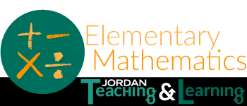 Elementary Mathematics | Jordan Curriculum & Staff Development